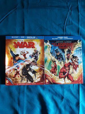 Justice League DVDs for Sale in Carmi, IL