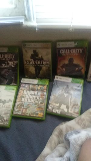 Xbox 360 games. Gta5 black ops three and more for Sale in Jacksonville, FL