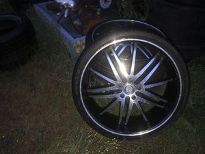 "22"" 5 lug for Sale in Marysville, WA"