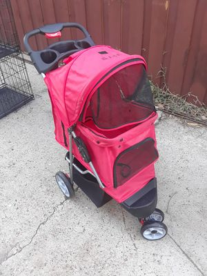 New Red Dog Stroller $50.00 cash only for Sale in Dallas, TX