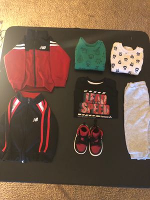 Kids clothes and shoes for Sale in Euclid, OH