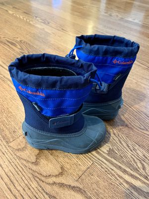 Columbia Kids Powderbug™ Plus II Boot (US 9/little kid) for Sale in Niles, IL
