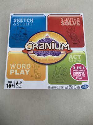Cranium board game for Sale in Miami, FL