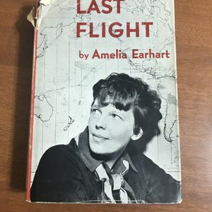 Antique Amelia Earhart Book for Sale in Middletown, CT