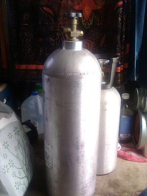 20 pound gas tank for Sale in Grants Pass, OR