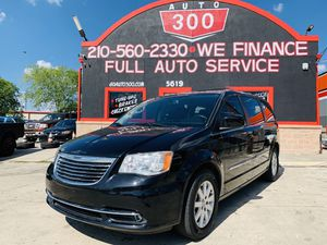 2015 Chrysler Town & Country for Sale in San Antonio, TX