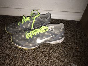 Shoes size 8 $20 for both for Sale in Bakersfield, CA