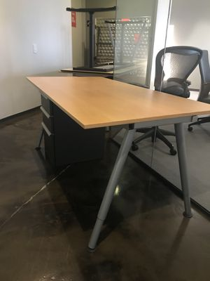 Ikea Galant Desk for Sale in West Los Angeles, CA