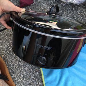 Crock pot for Sale in Orange Park, FL
