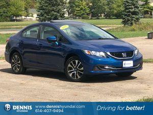 2015 Honda Civic Sedan for Sale in Columbus, OH