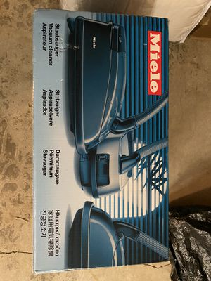 Miele Canister Vaccum brand new! for Sale in Bonney Lake, WA