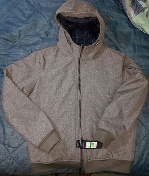 Tommy Hilfiger Water ressistance hoodi jacket brand new for Sale in Berkeley, MO
