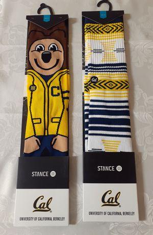 Men's / University of California, Berkeley / Bears / Stance Socks for Sale in Chula Vista, CA