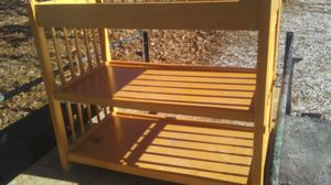 Baby changing table for Sale in Cedar Hill, MO