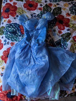Disney Cinderella Halloween Costume brand new for Sale in Phoenix, AZ