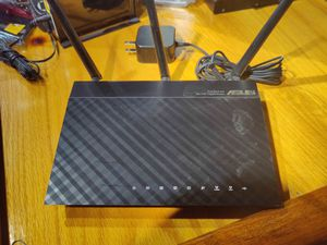 ASUS wireless router for Sale in Nutley, NJ