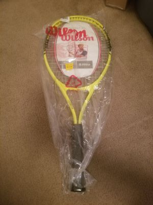 Wilson energy XL 112 squared tennis racket adult for Sale in Nashville, TN