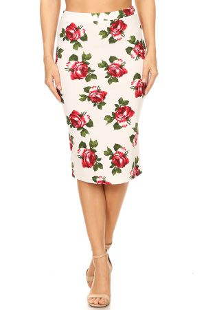 SALE Women's Floral Skirt Size Medium for Sale in Citrus Heights, CA