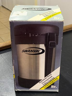 Lunchmate Stainless Steel Insulated Food Storage Container for Sale in Queens, NY