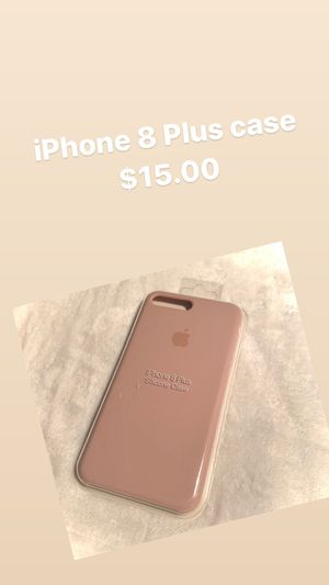 iPhone 8 Plus case for Sale in Goodman, MO