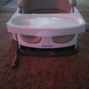 Ingenuity Baby Base 2-in-1 Booster Seat for Sale in Fort Worth, TX