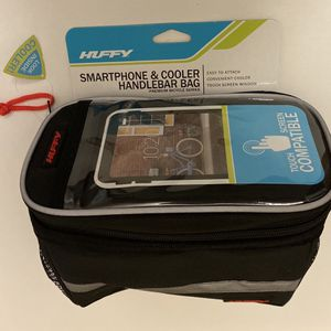 Huffy Cooler And Smartphone Handlebar Bag | Bicycle | New for Sale in Alexandria, VA