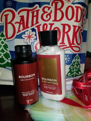 Men's Bath and Body works set for Sale in Corona, CA