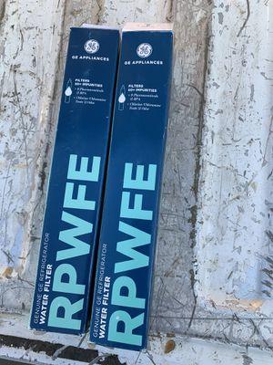 Ge water filter rpwfe for Sale in Baldwin Park, CA