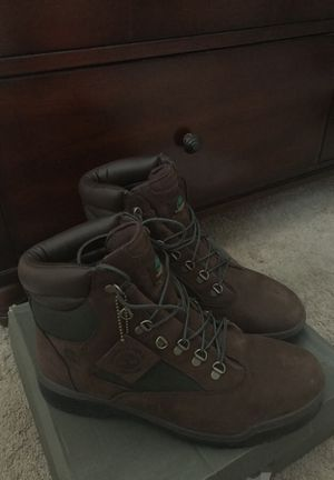 Beef and Broccoli Timberlands Size 13 for Sale in Silver Spring, MD