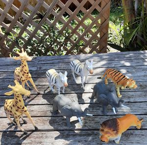 Plastic Animals. for Sale in North Miami, FL