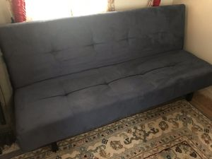 BLUE FUTON BED for Sale in Washington, DC