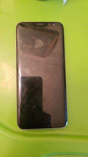 Samsung galaxy s8+ (unlocked) for Sale in Denver, CO