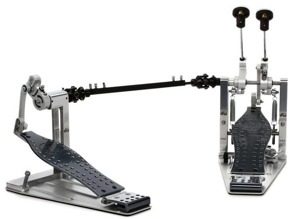DW MCD Machined Chain Drive Double Pedals