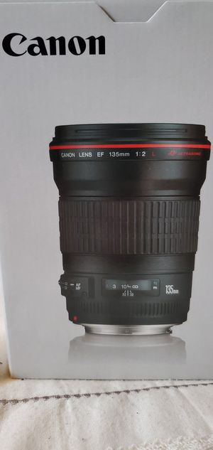 CANON 135MM F2 for Sale in Clackamas, OR