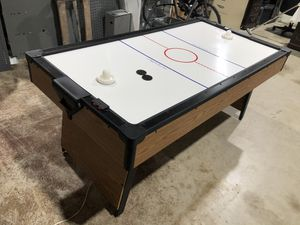 """Antique Air Hockey Table -Made in USA- 6 ft. (72""""x38""""x32"""") for Sale in Miramar, FL"""