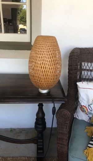 Pair of lamps for Sale in Long Beach, CA