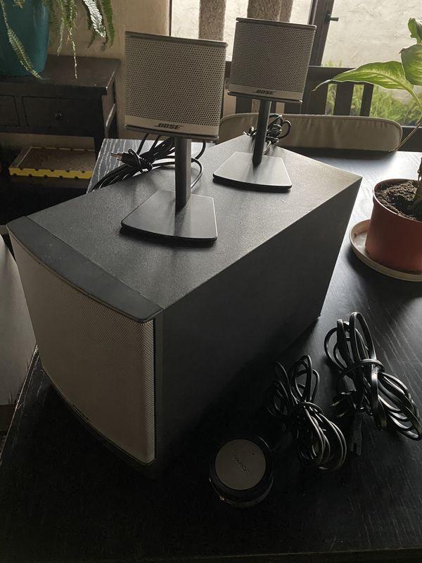 Bose Companion 3 Series II Multimedia Speaker System