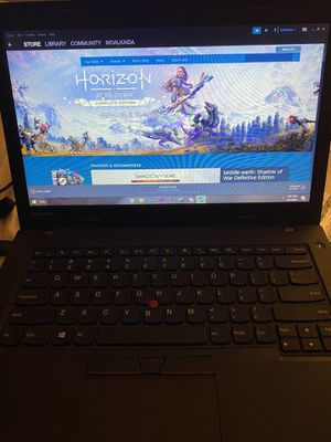 Lenovo thinkpad l490 work/game laptop for Sale in Los Angeles, CA