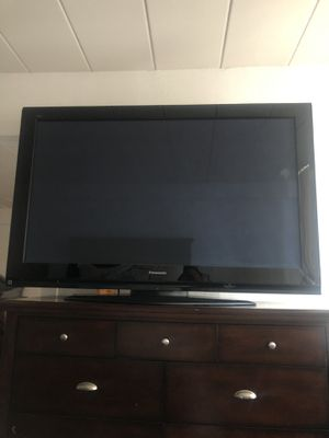 52 inch Panasonic TV for Sale in Houston, TX