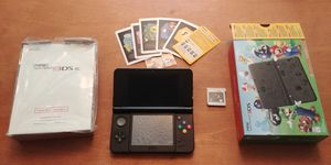 """new"" Nintendo 3DS Super Mario Black Edition w/ Monster Hunter 4 for Sale in Austin, TX"