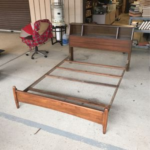 Full Size Bed With Headboard for Sale in Alexandria, LA