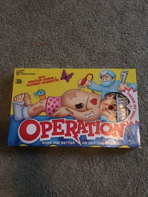 Brand new operation game for Sale in North Bend, WA