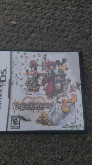 Kingdom hearts recoded 3ds for Sale in Sylvan Lake, MI