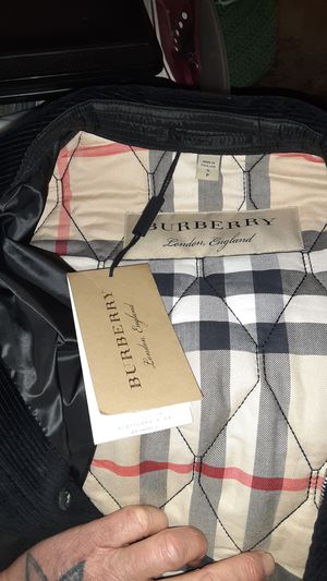 Womans sm. To petite BURBERRY JACKET for Sale in Santa Ana, CA