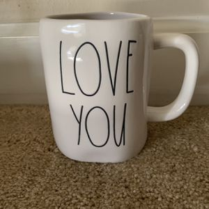 Rae Dunn Love You Mug for Sale in West Covina, CA