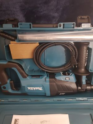 Makita combination hammer Rotary hammer with angle grinder for Sale in Kent, WA