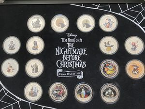 2018 Nightmare Before Christmas Proof Collection for Sale in Marysville, WA