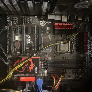 gaming PC budget set:4790, 16G Ram, Zotac 2070 Ultra, Coolermaster 625W Psu for Sale in City of Industry, CA