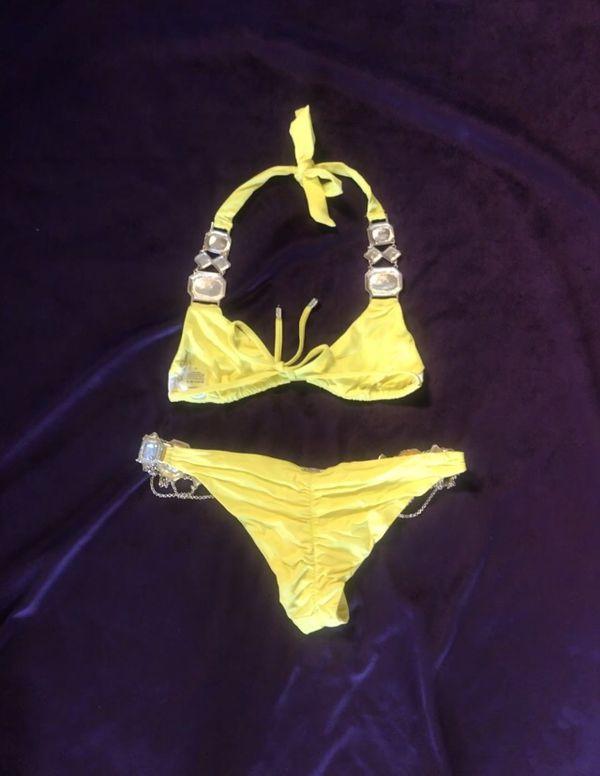 b2a1cbf1bb Beach Bunny Rhinestone Bikini XS for Sale in Las Vegas, NV - OfferUp