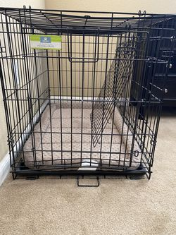 Top Paw® Double Door Wire Dog Crate for Sale in Antioch,  CA